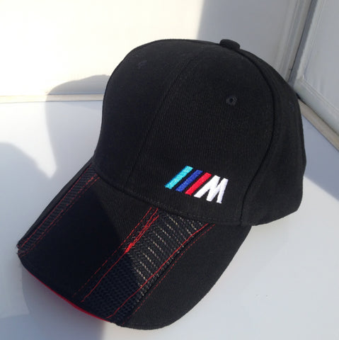 2016 Embroidered M Performance Cotton M Cap - MLifeM6