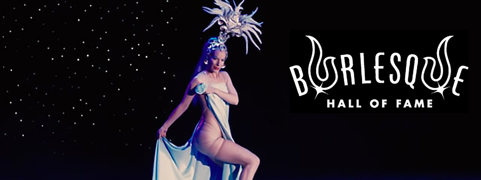 Burlesque Hall of Fame Kiki LaDouce