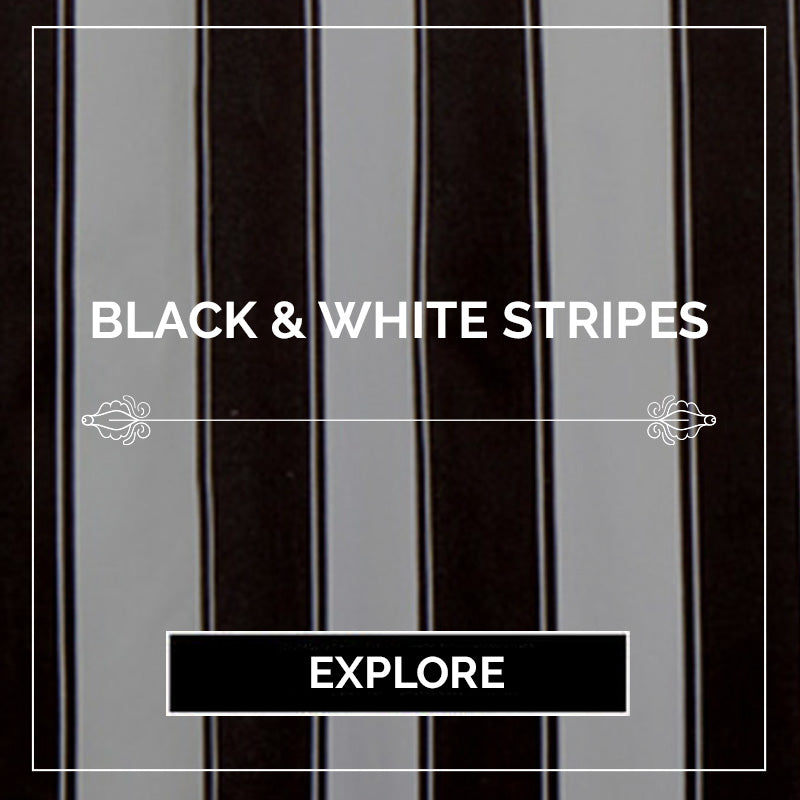 Black and White Stripes Collection