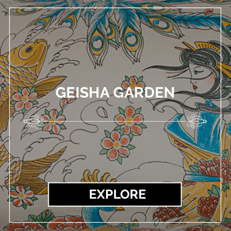 Geisha Garden Collection