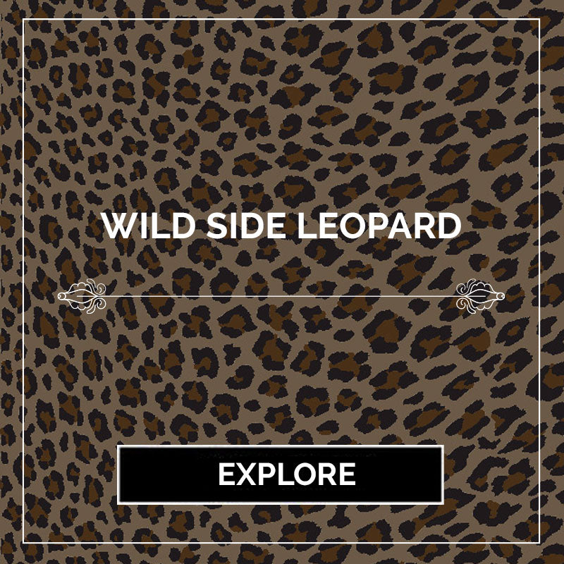 Wild Side Leopard Print Collection
