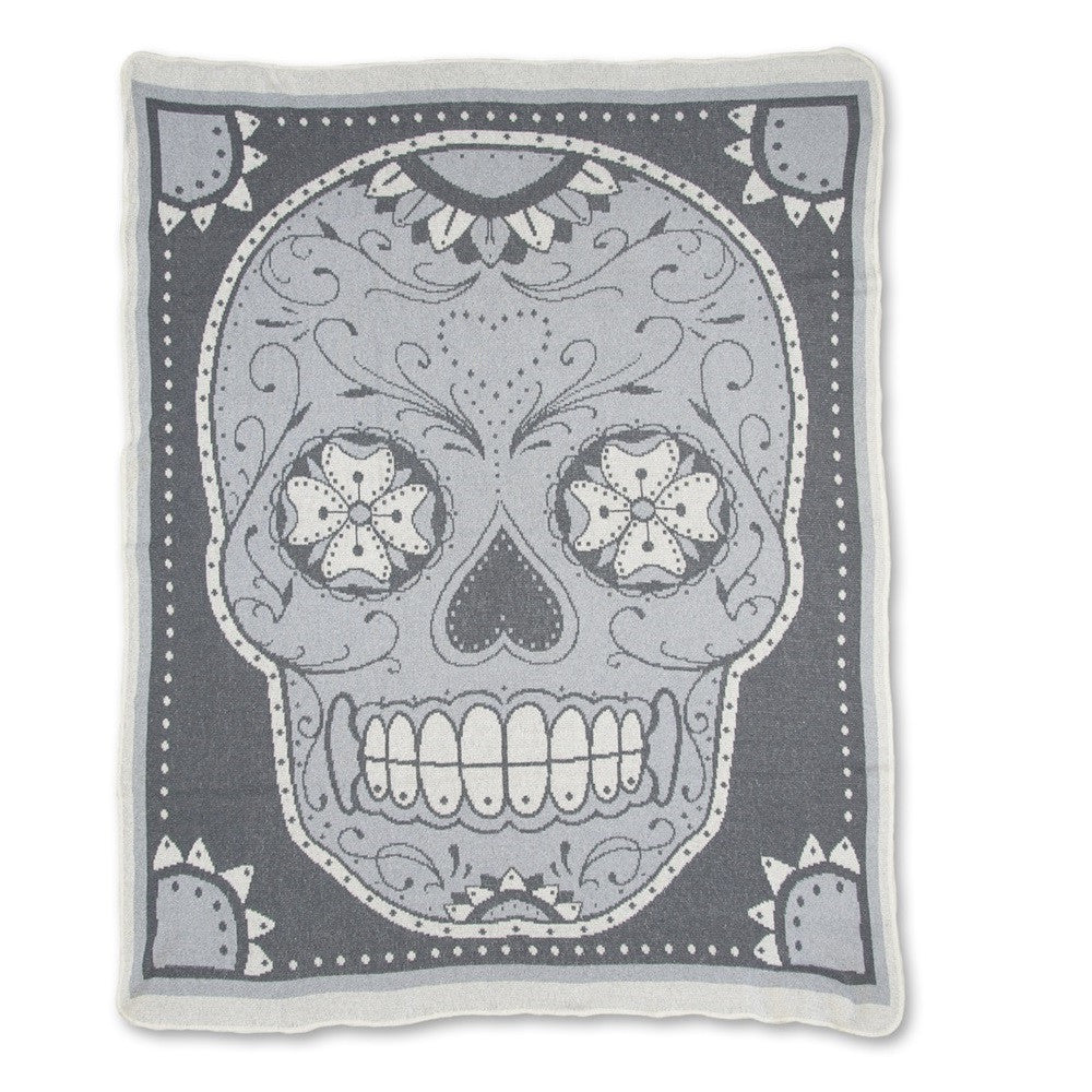 Skull Bedding and Decor