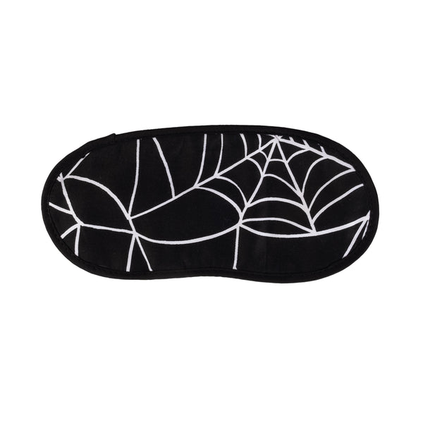 Spider Web Sleep Mask
