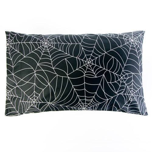 Spider Web Pillow Cases and Shams