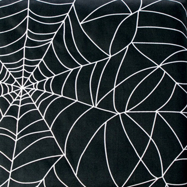 Spider Web Throw Blanket