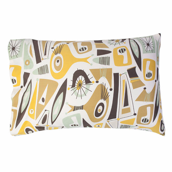 Atomic Dreams Pillow Cases