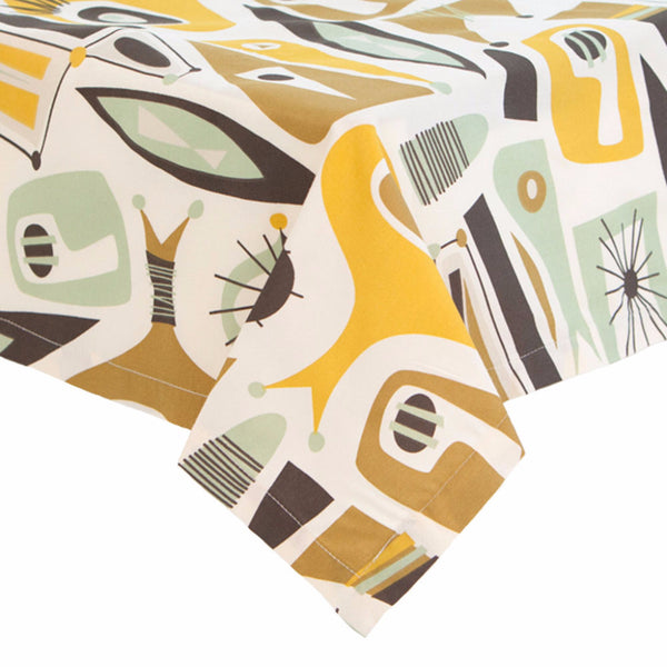 Atomic Dreams Tablecloths