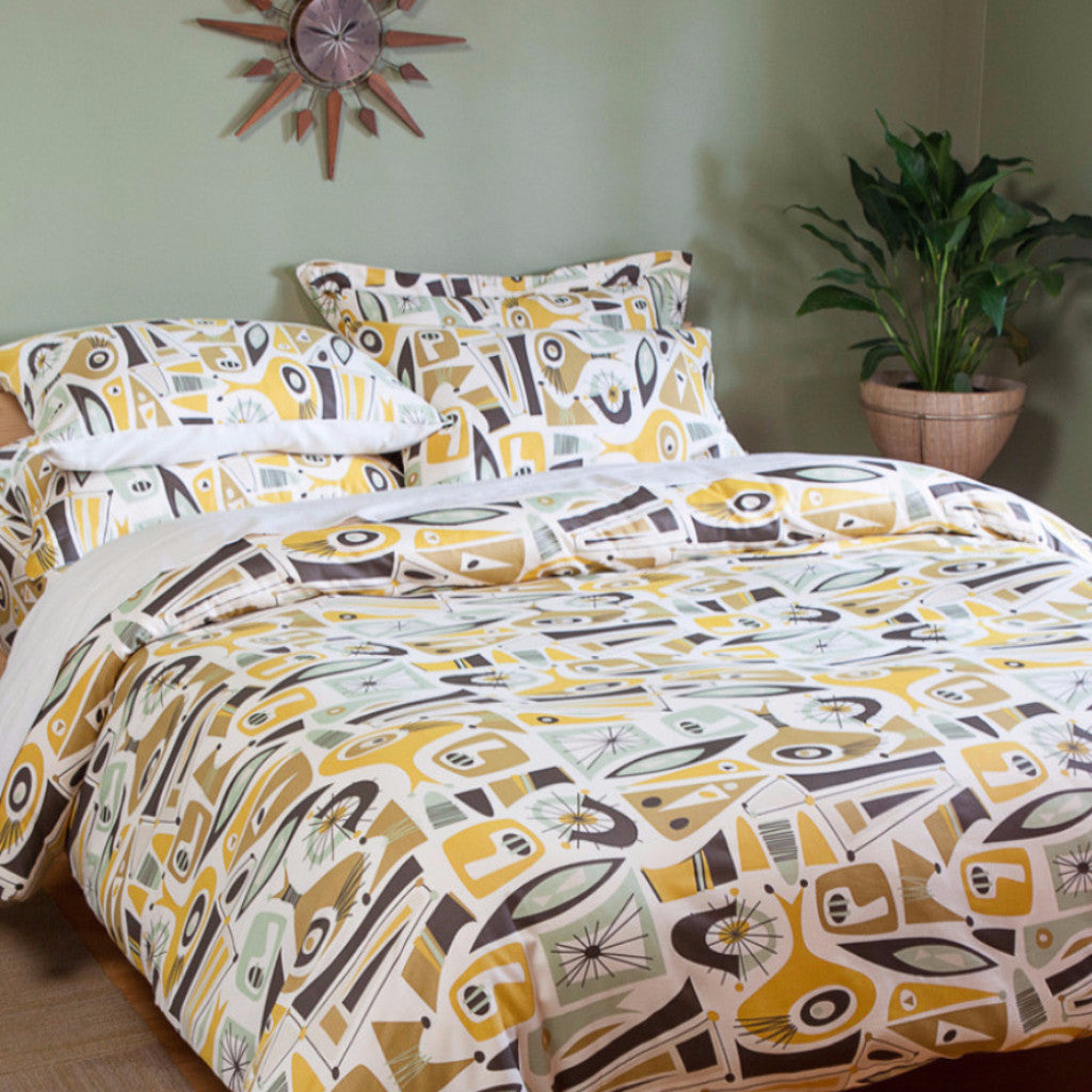 Atomic Dreams Comforter