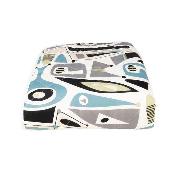 Airstream Dreams Throw Blanket
