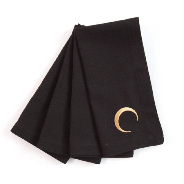 Moon Phase Dinner Napkins