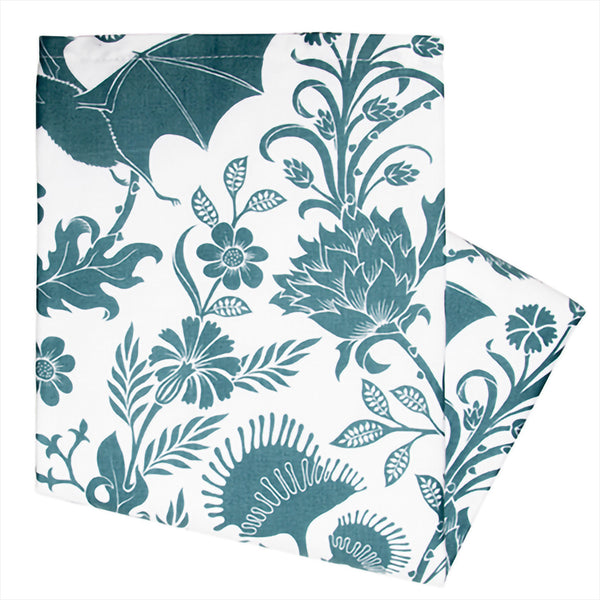 Elysian Fields Blue Dinner Napkins