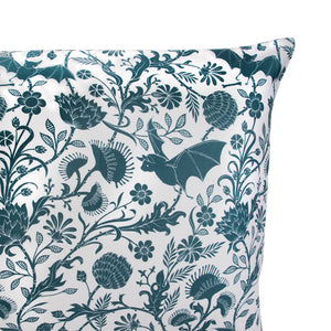 Elysian Fields Pillow Cases and Shams - Blue - by Sin in Linen