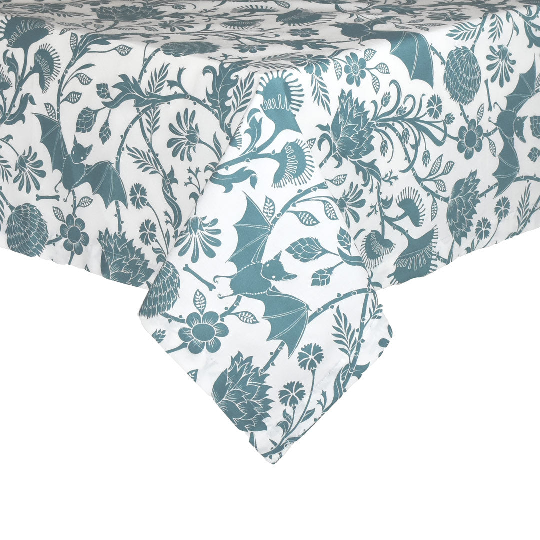 Elysian Fields Tablecloths - Blue