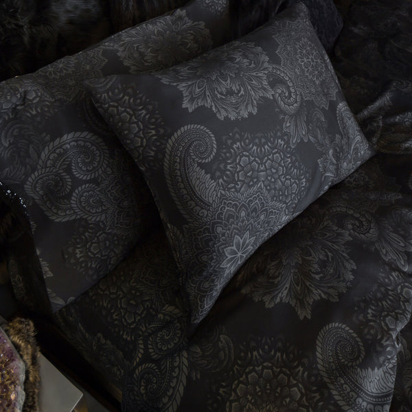 Midnight Ink Sheets - by Sin in Linen