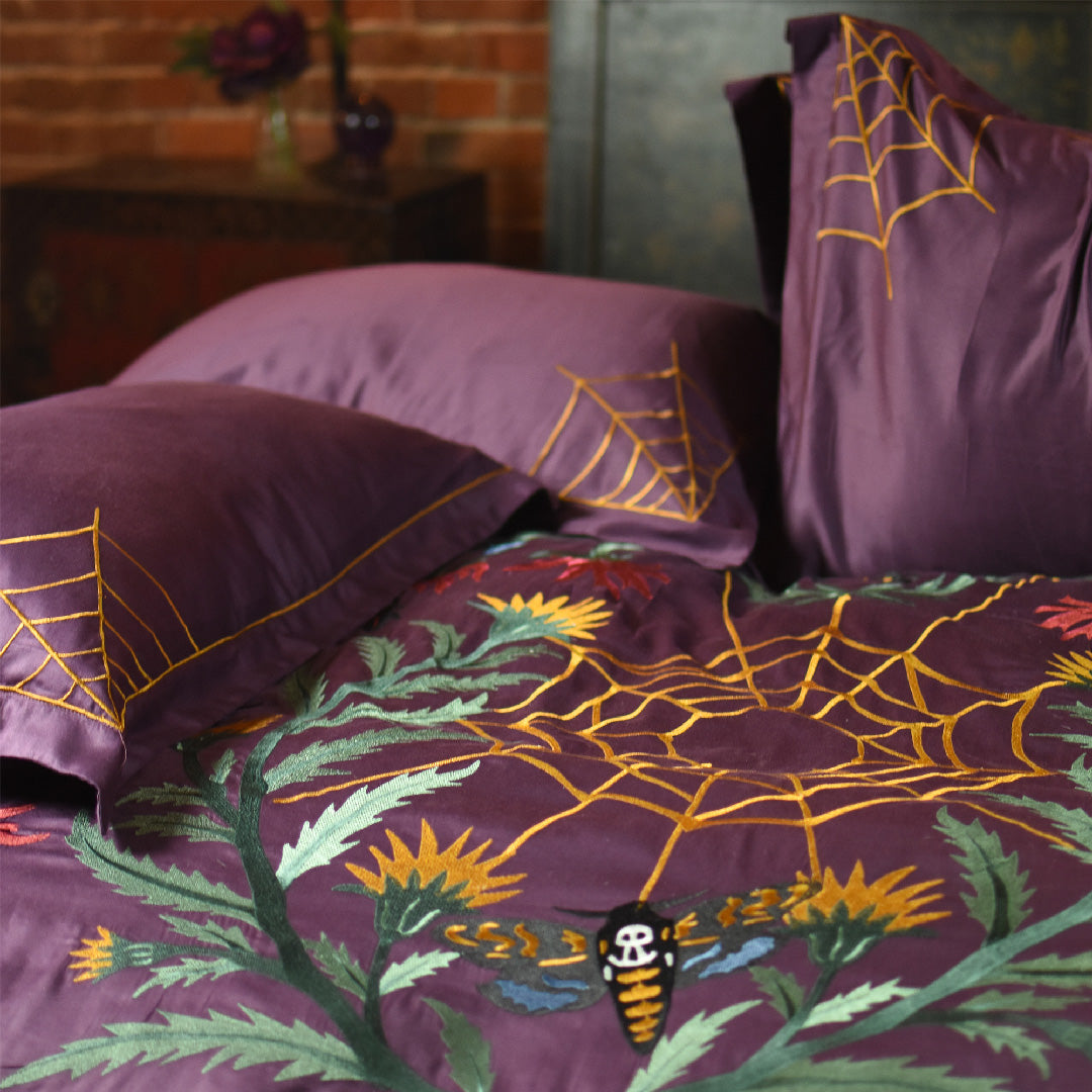 Forest Witch Duvet Cover