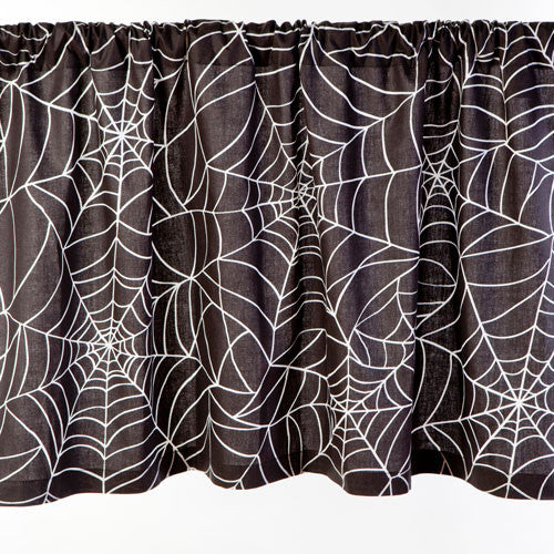 Spider Web Valances