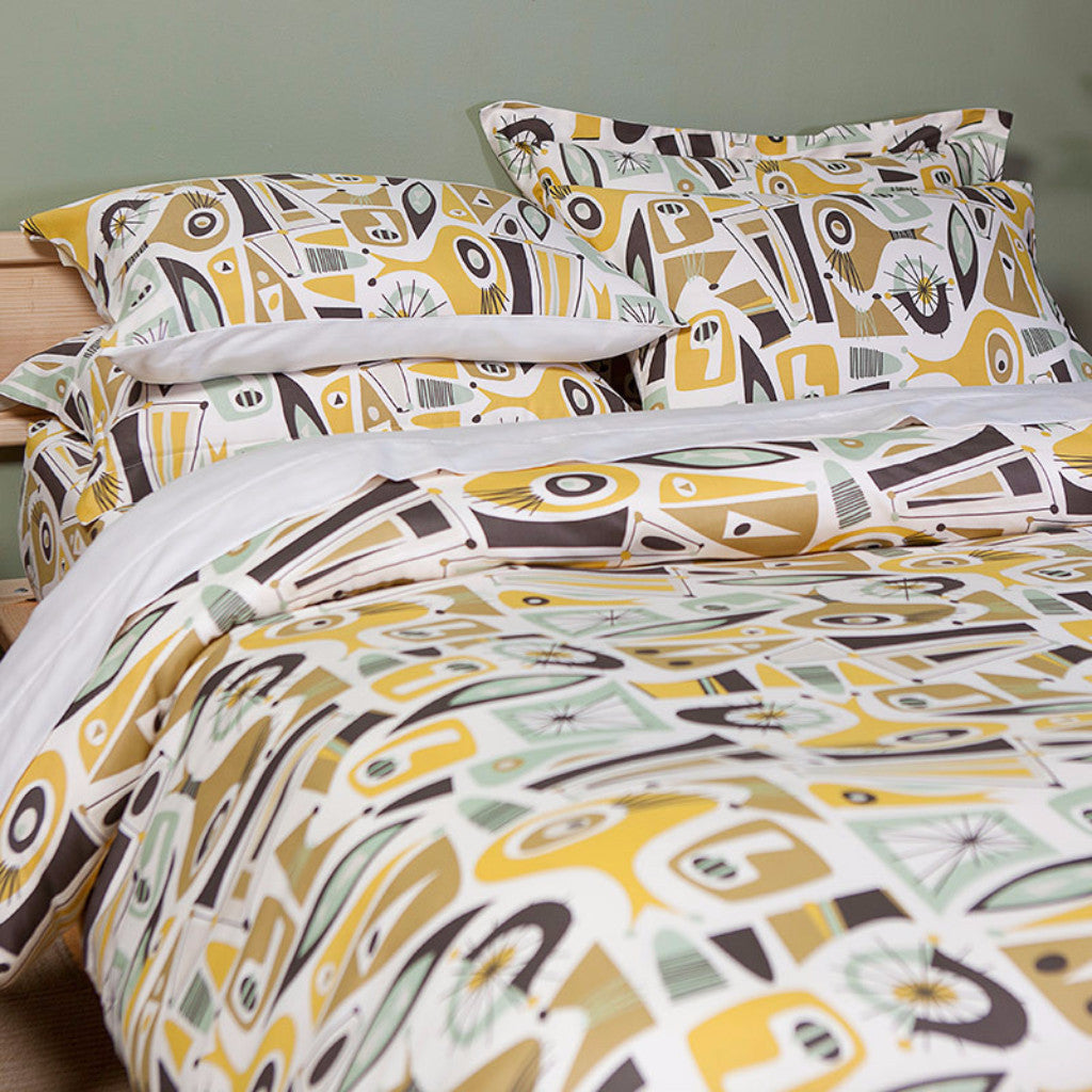 Atomic Dreams Duvet Cover