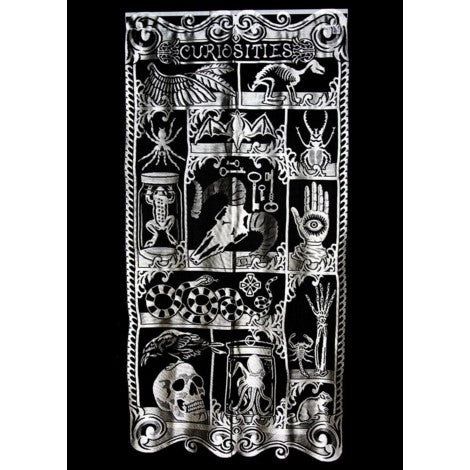 Curiosities Curtain Panel