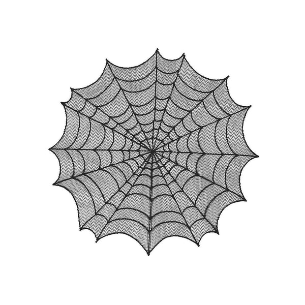 Spider Web Table Topper | Sin in Linen