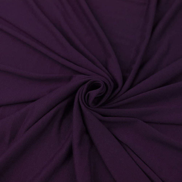 Solid Plum Pillow Cases & Shams