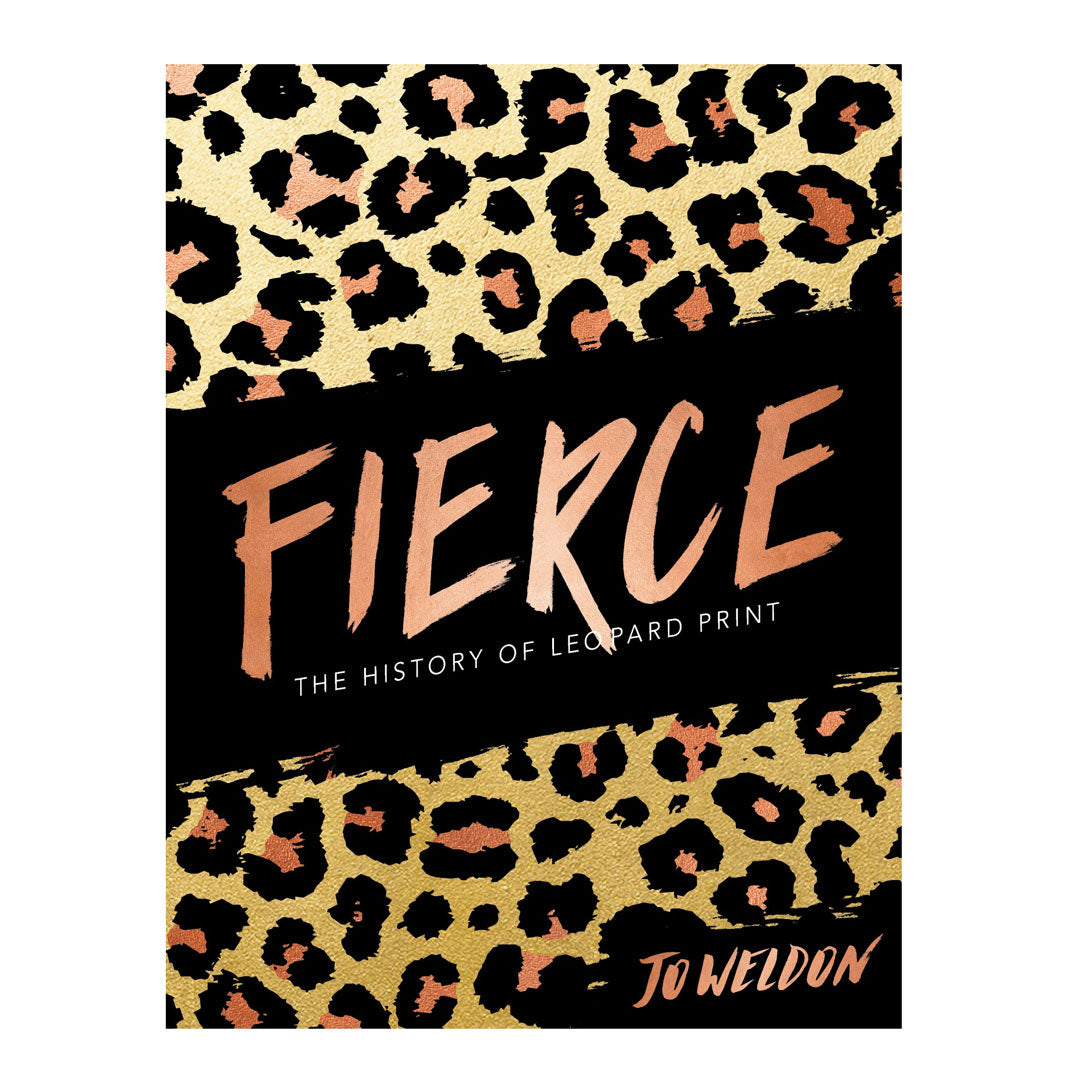 FIERCE : History of Leopard Print