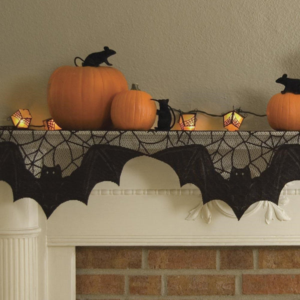 Bats! Mantle Scarf