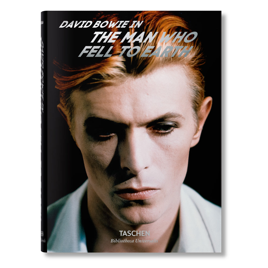 Bowie, The Man Who Fell to Earth