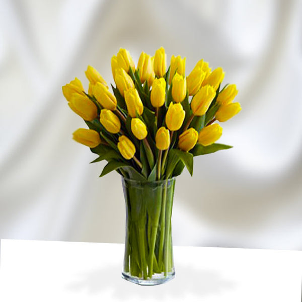 30-yellow-tulips