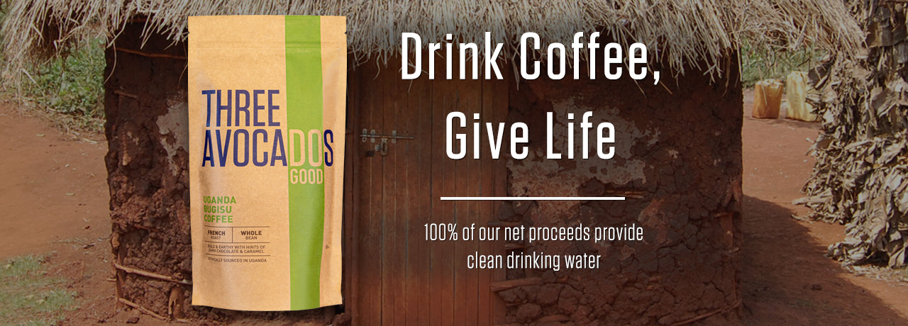 100% of proceeds provide clean water
