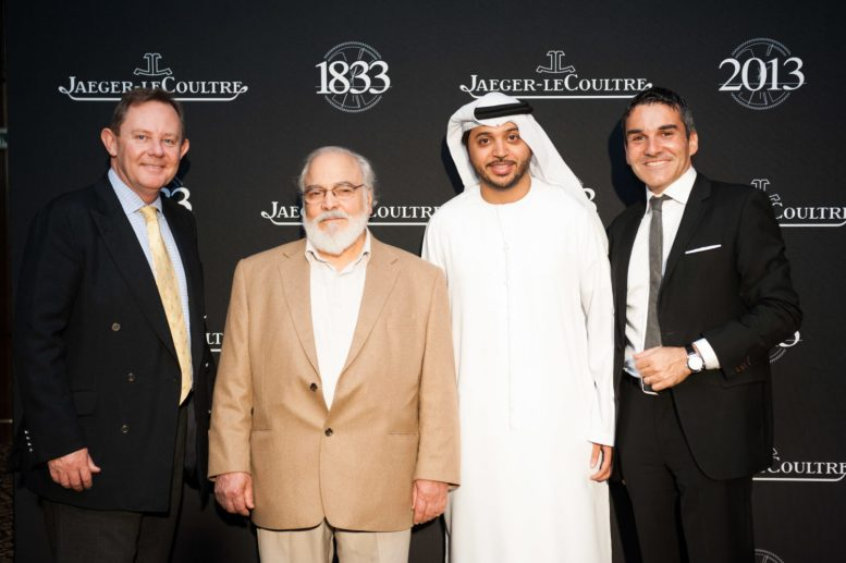 JAEGAR-LECOULTRE CELEBRATES ITS 180TH YEAR ANNIVERSARY EXHIBITION AT THE DUBAI MALL