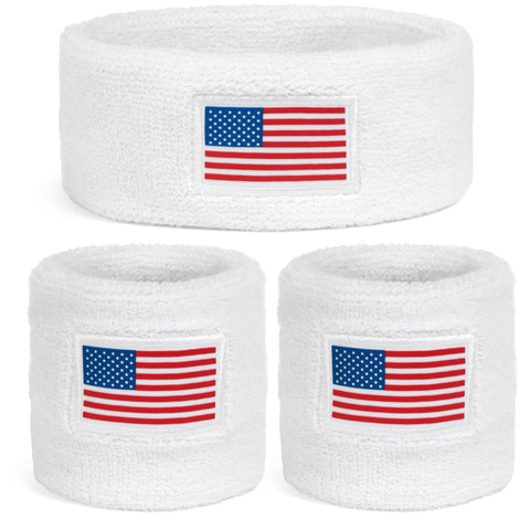 Suddora Country Sweatband Set