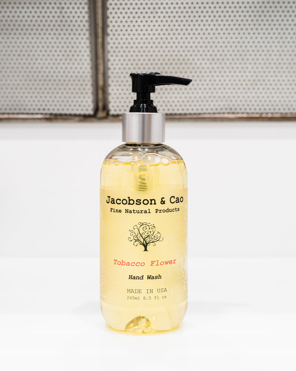 Tobacco Flower Hand Wash