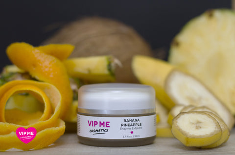 Banana Pineapple Enzyme Exfoliant - 50ml