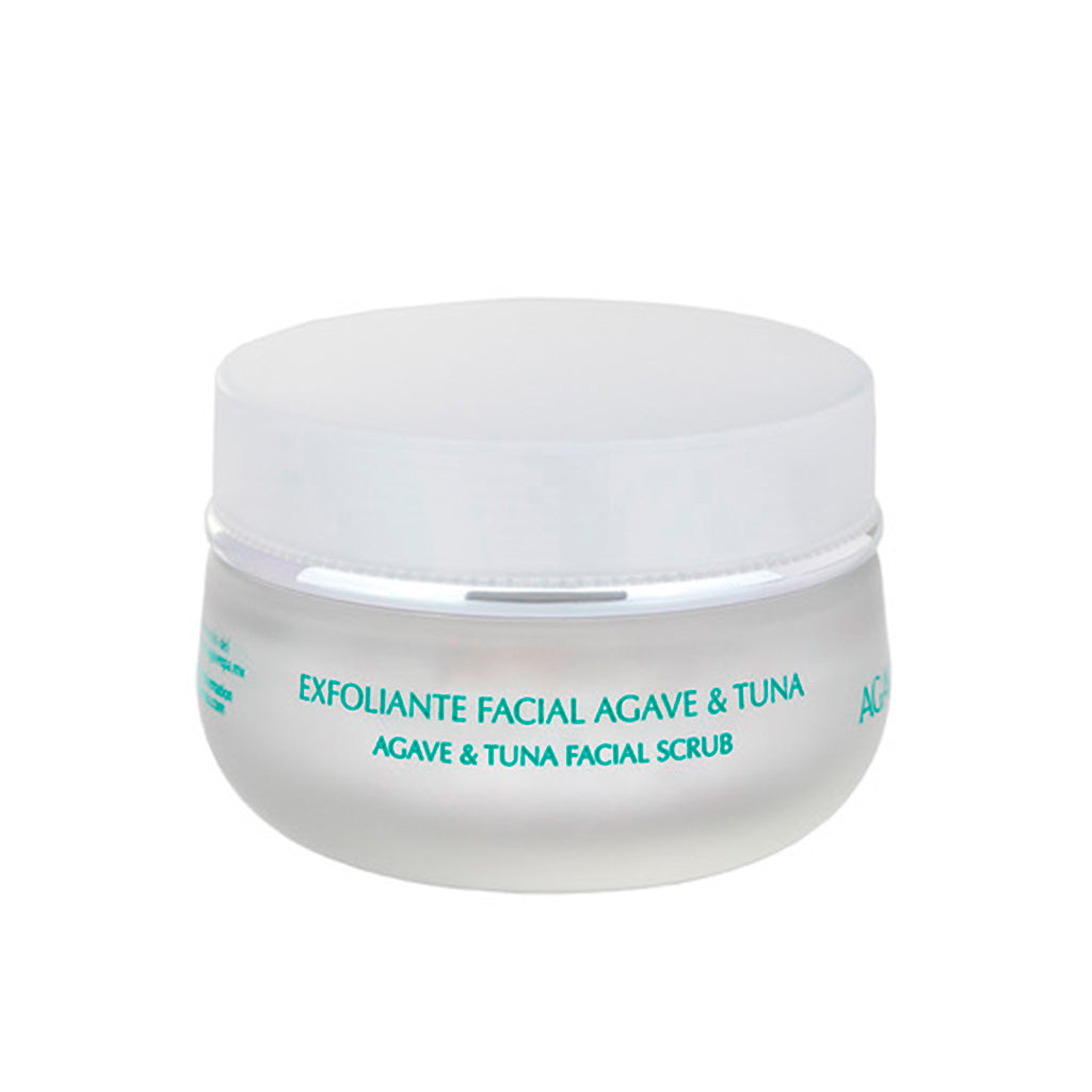 EXFOLIANTE FACIAL AGAVE & TUNA • 50 ml
