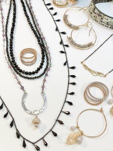 JEWELRY SAMPLES 50% OFF, Czech Glass strands 50% off, + more