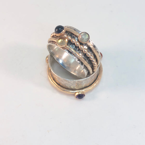 c5   *new*  Gemstone Satellite Ring: Thursday October 17, 2019 @ 12 - 4 pm