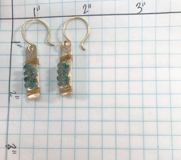 e8   Turquoise Serenity Earrings: Saturday June 29, 2019 @ 10 am - 12 pm