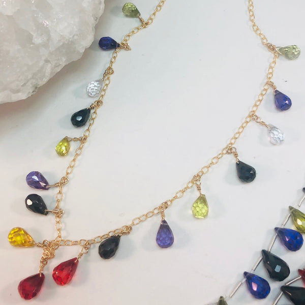 e3    *new* Kaleidoscope Necklace: Tuesday May 28, 2019 @ 2 - 4 pm