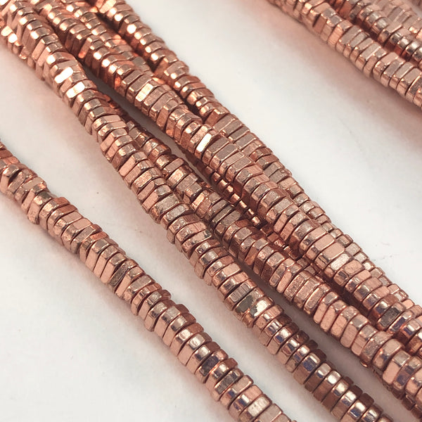 Metal - Triangle Spacer Beads: 1-2x4.5mm