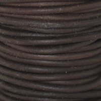 2mm Leather 10M (30ft) Spool
