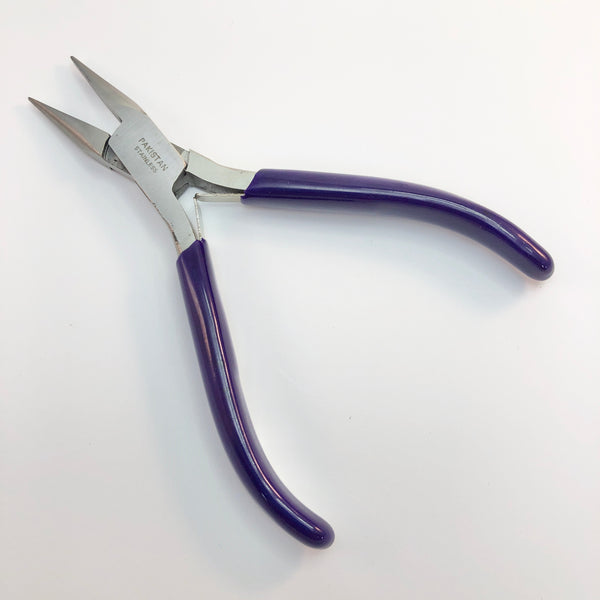 Chain Nose Pliers - Purple