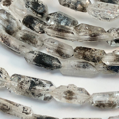 Herkimer Diamonds - Quartz Crystal 8mm