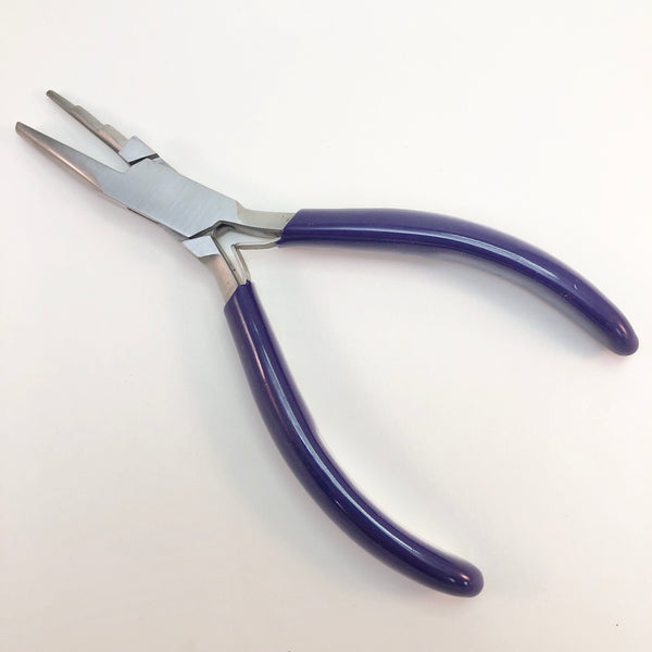 Multi-Step Wire Wrapping Pliers: Small