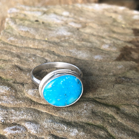 d9.3   Metalsmith Series: Special Event Simple Cabochon Ring: Saturday June 22, 2019 @ 1 - 4 pm