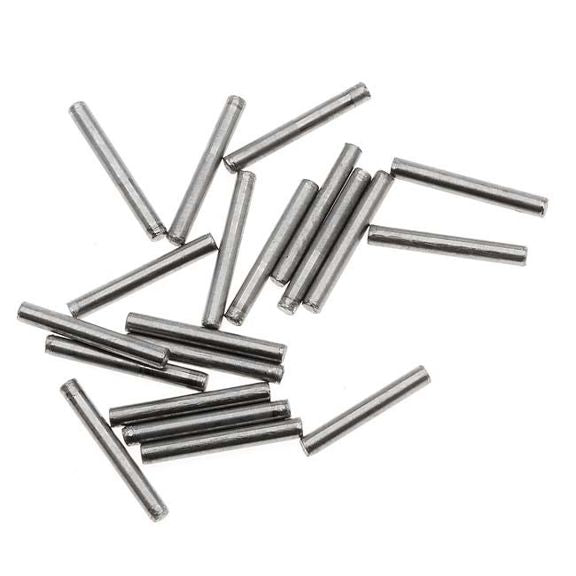 Wig Jig Delphi - Standard Metal Pegs: Replacement Set of 20