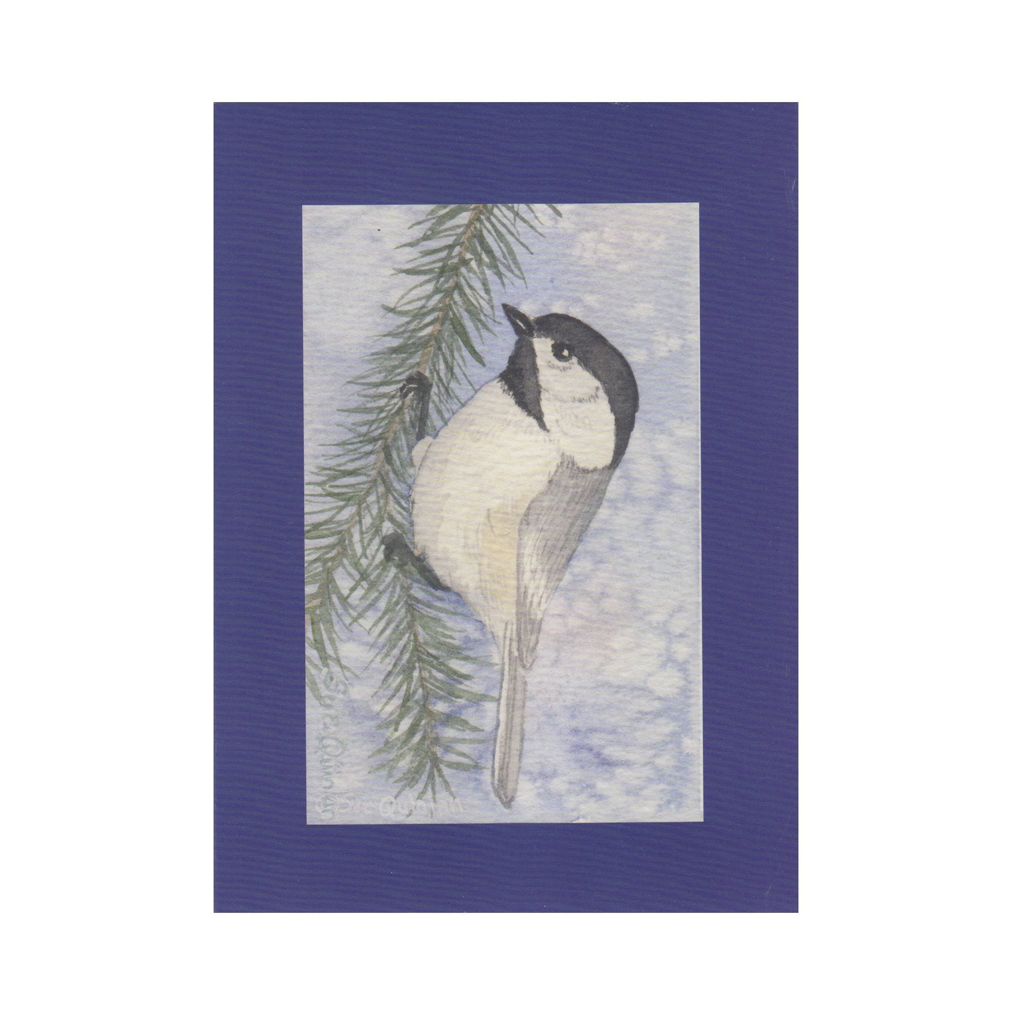 CHICKADEE CARDS