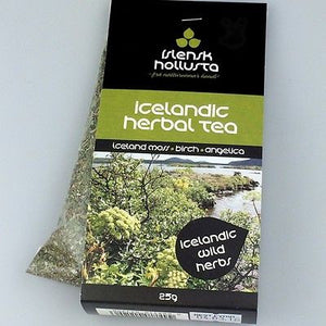 Icelandic Herbal Tea (25gr) - Topiceland