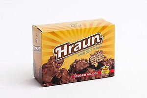 Lava bites or hraunbitar chocolate (200gr) - Topiceland