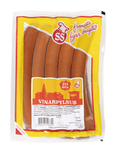 SS Hot Dogs - Topiceland