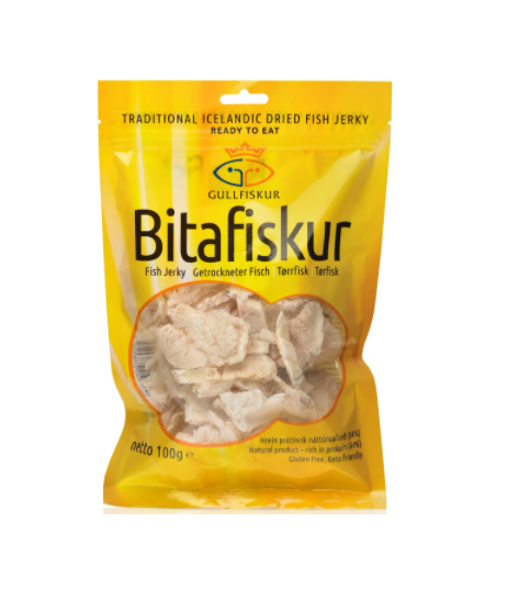 Dried Fish Bites
